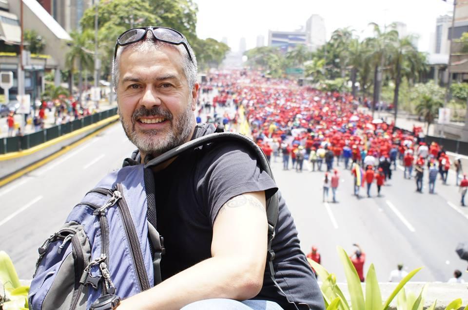 VENEZUELA| Chileno ex militante MIR es asesinado en Caracas