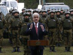 La guerra de Sebastián Piñera