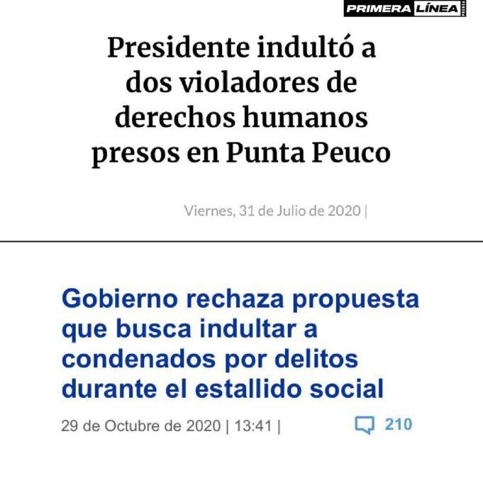 Indulto Piñera